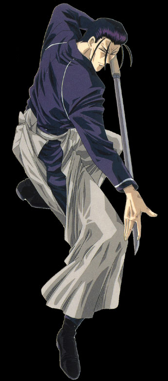 Ficha Hajime Saito Saito